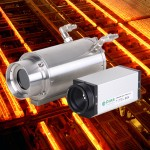New infrared cameras PYROVIEW 768N and PYROVIEW 512N for high-temperature application