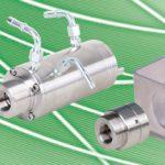 Pyrometer models for float glass production