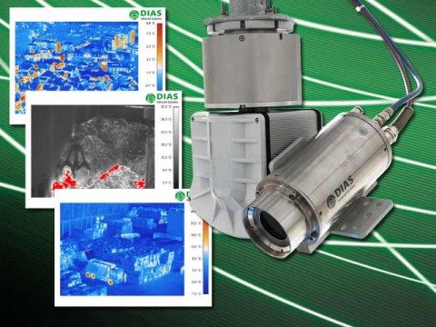 PYROVIEW/PYROSOFT FDS – Infrared system for early fire detection with ir cameras