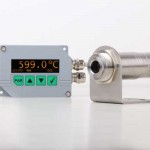 The display and control unit DCU 400 is used for the parameterization of DIAS PYROSPOT pyrometers.