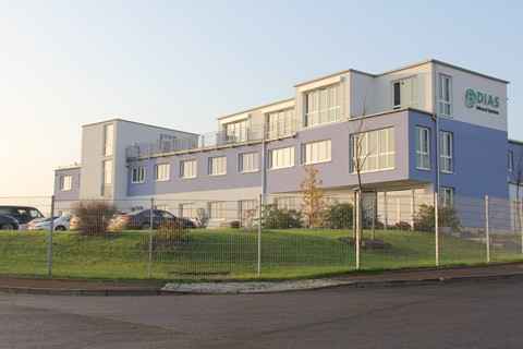 The headquarter of DIAS Infrared in Dresden (Germany) – Your specialist für non-contact infrared measurement technology