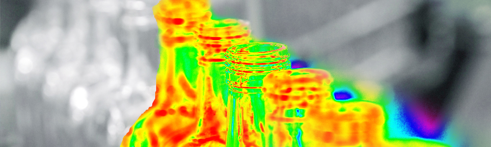 Process monitoring for the glass industry