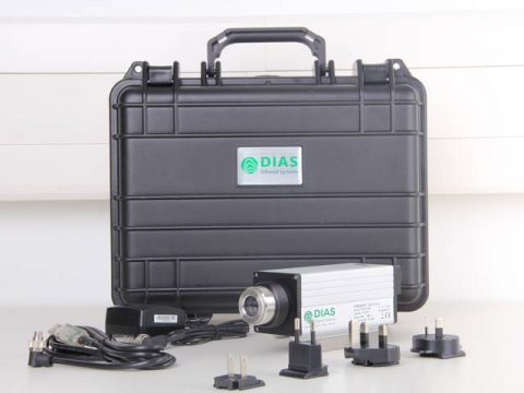 The DIAS transfer radiation thermometers PYROSPOT