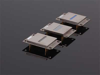 Pyroelectric linear arrays PYROSENS (Image credit: DIAS Infrared GmbH)