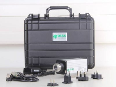 Transfer radiation thermometers PYROSPOT 10x cal (Image credit: DIAS Infrared GmbH)
